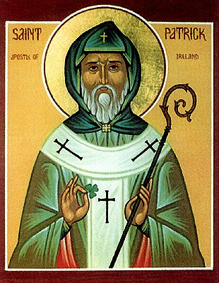 A history of St. Patrick and Ireland's conversion to Christianity