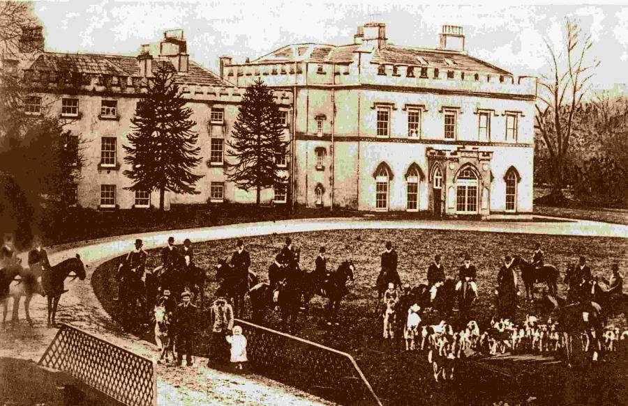 Bonus Podcast: An Irish Childhood in a Stately Mansion