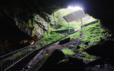 Dunmore Cave: following in the footsteps of 1100 year old murderers.