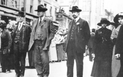 The Forgotten Emigrants  –  Irish American Radicals in the early 20th century.