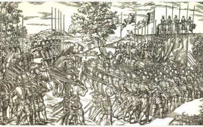 The Nine Years War and the Great Dublin Explosion of 1597