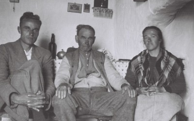 Photos from a disappearing world: Inis Meáin, August 1942