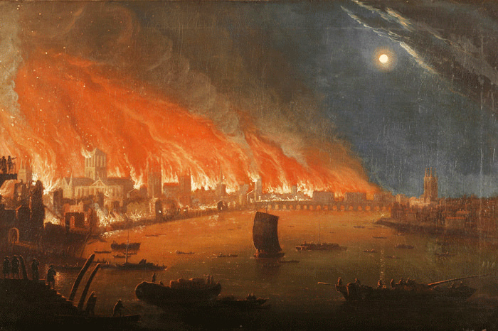 5 Great fires of Medieval Dublin