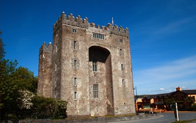 Bunratty Castle's Horrible History