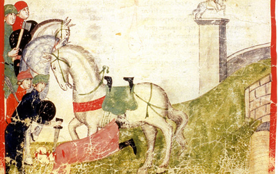 Starvation, Misadventure & Murder: 5 ways to die in Medieval Ireland.