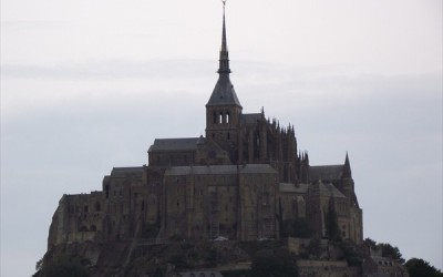 Mont St Michel: Pictures worth a few hundred words.