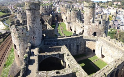 Photo Essay: Thieves, Pirates and Conwy Castle – a trip through medieval Wales
