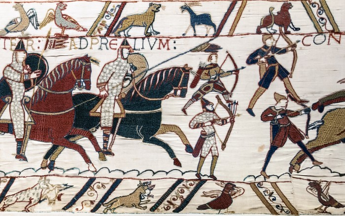 (1167-1169) The Norman Invasion Part III,  The Conquest begins