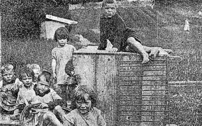 Bons Secours children's home scandal known as early as 1922.