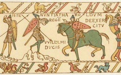 Norman conquest and the Battle of Hastings