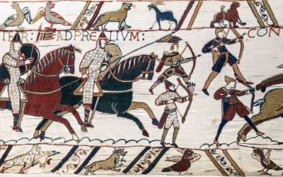 (1171) The Norman Invasion VIII – The arrival of Henry II.