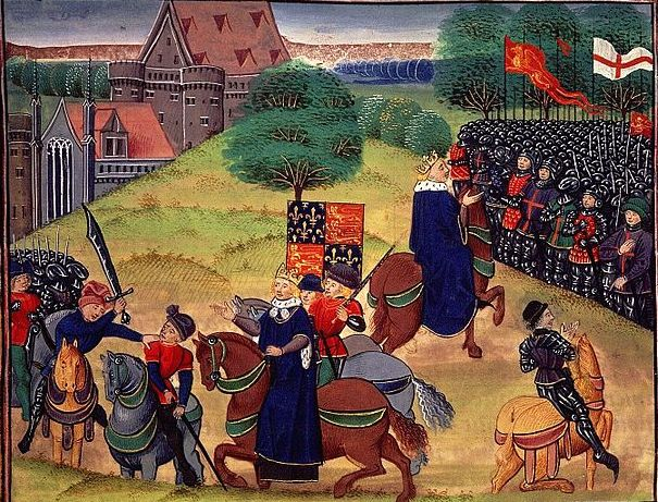 Podcast – Riots, murder and the mob; protest in medieval Ireland.