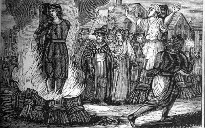 Halloween Special: Ireland's first witch-burning (Kilkenny 1324)