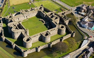 Beaumaris Castle – The Gateway to Medieval Ireland.