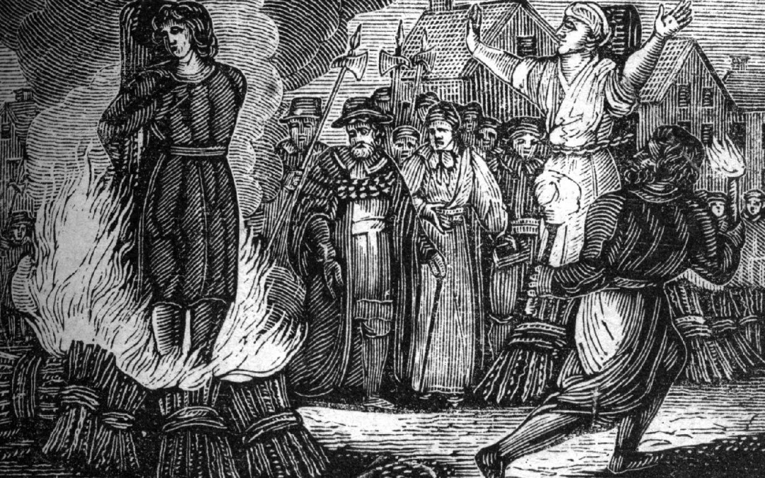 Conspiracy, Witchtrials and Massacres – Life in the aftermath of the Black Death.