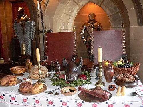 Podcast – A Christmas Feast in Medieval Ireland