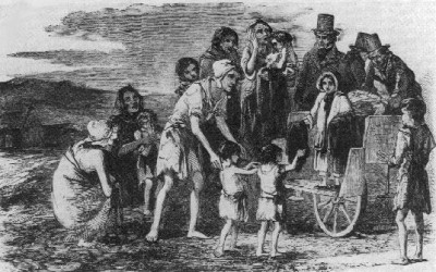 Insurrection and Starvation – A Tale of Two Towns (1846) The Great Famine Part IX