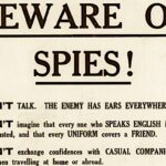 Irish Spies in World War II