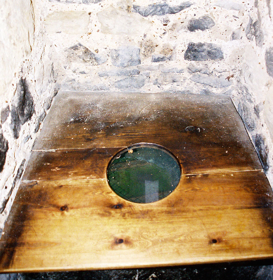 On The Throne A Look At Medieval Toilet O Irish History Podcast