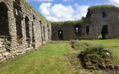 Ballymoon Castle – This didn't end well….