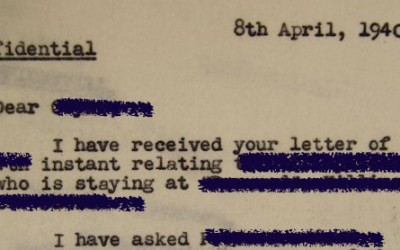 Swastikas & Secret Files. A cover up in Ireland in 1940.