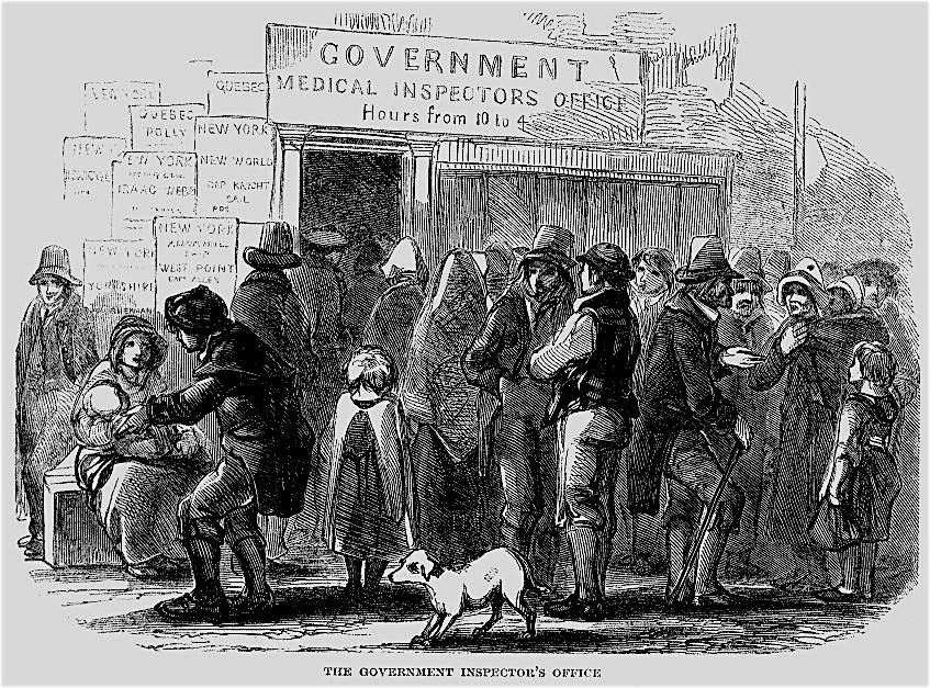 The 1846 Summer of Starvation (The Great Famine Part VII)